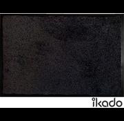 Tapis antipoussière pour l'intérieur noir