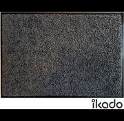 Tapis antipoussière pour l'intérieur gris