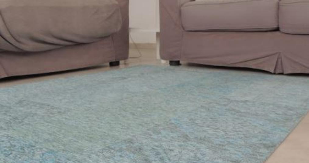 Een prachtig retro tapijt voor uw retro interieur