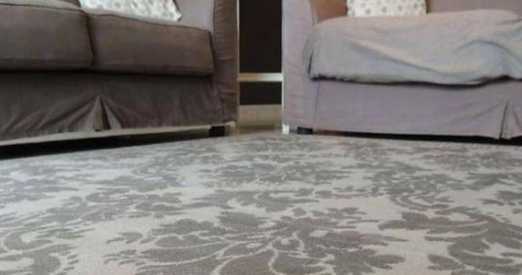 Een grijs tapijt, een meerwaarde voor uw interieur