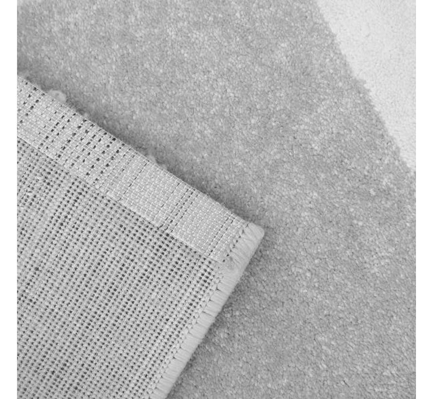 Kindertapijt grijs met toverstaf