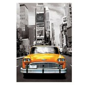 Modern tapijt New York city