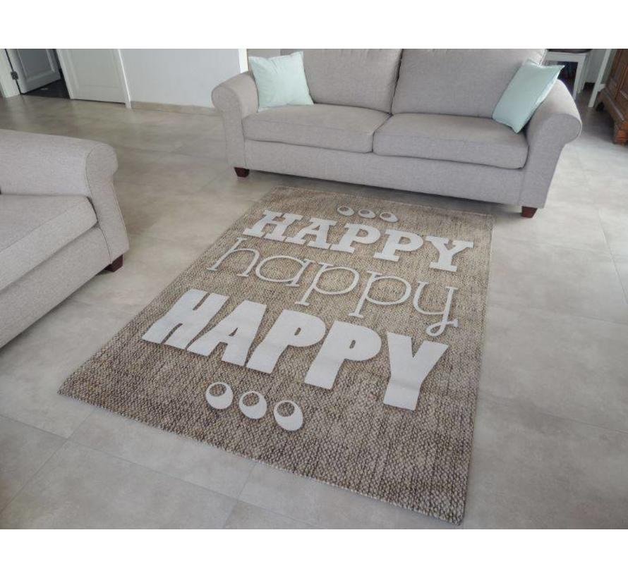 Tapis design Happy