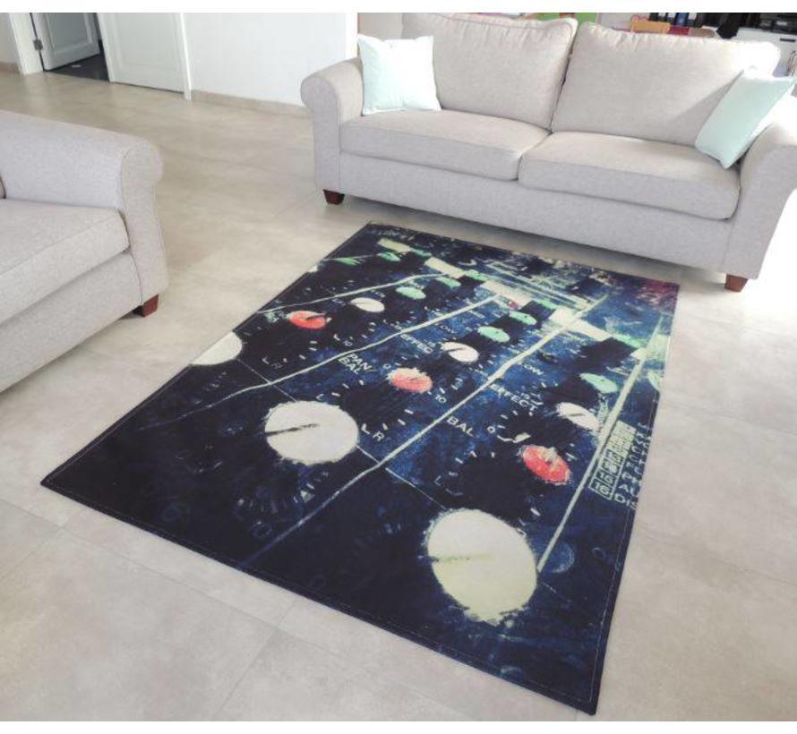 Modern tapijt DJ tafel