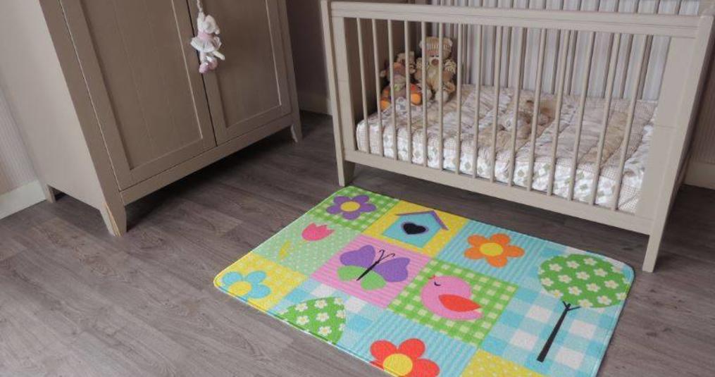 De unieke voordelen van een vloerkleed babykamer