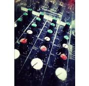 Tapis design DJ