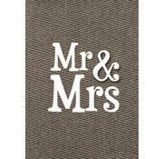 Tapis design Mr.& Mrs.