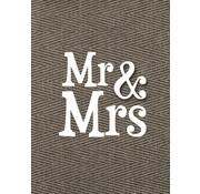 Tapis moderne Mr.& Mrs.
