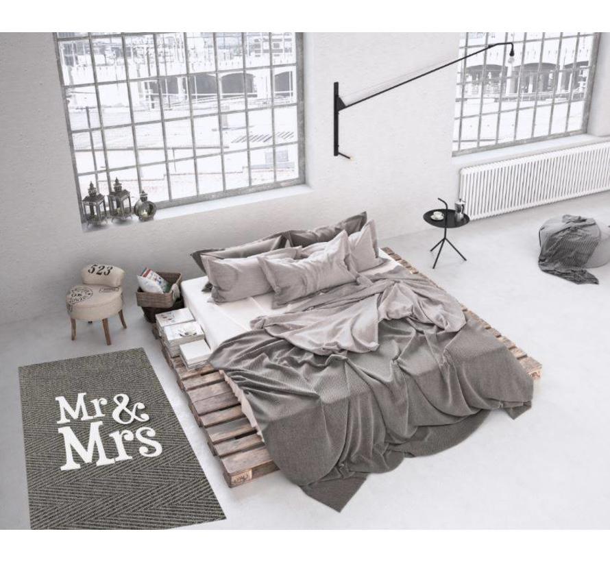Modern tapijt Mr.& Mrs.
