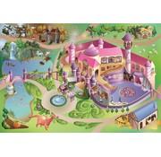 Achoka Speelmat prinsessen kasteel