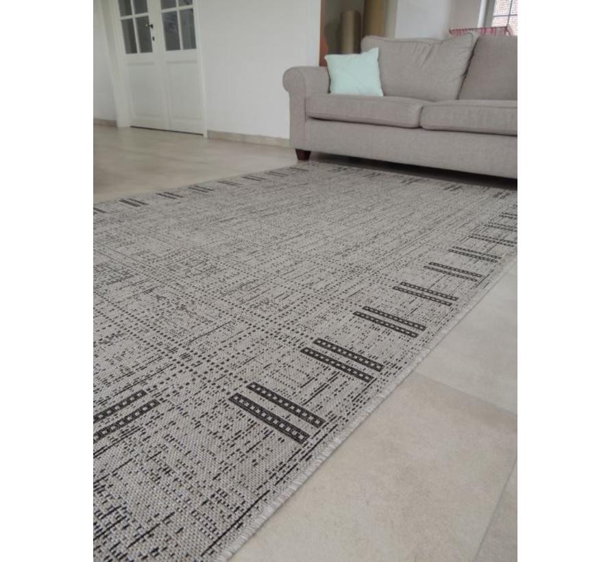 Modern tapijt sisal look