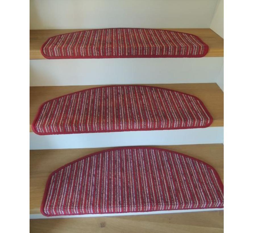 Trapmatten rood