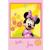 Kindertapijt Minnie Mouse