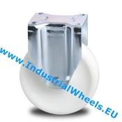 Bockrolle, Ø 125mm, Rad aus Polyamid, 600KG