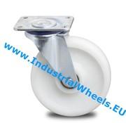 Swivel caster, Ø 150mm, Polyamide wheel, 700KG