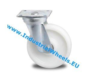 Lenkrolle mit Feststeller 200 mm PolyamidSchwerlast