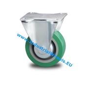 Zestaw stały, Ø 100mm, elastycznej gumy, 250KG