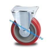 Zestaw stały, Ø 125mm, elastycznej gumy, 250KG
