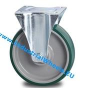 Zestaw stały, Ø 125mm, wtryskiwanego poliuretanu, 200KG