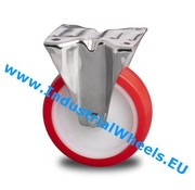 Zestaw stały, Ø 125mm, wtryskiwanego poliuretanu, 180KG