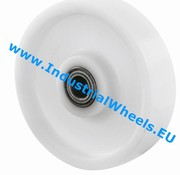 Wheel, Ø 125mm, Polyamide wheel, 600KG