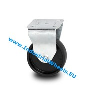 Fixed caster, Ø 50mm, Polypropylene Wheel, 40KG