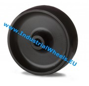 Wheel, Ø 100mm, Polypropylene Wheel, 80KG