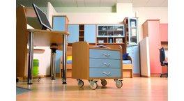 Möbel und Displays