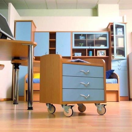 Furniture and Display Wheels