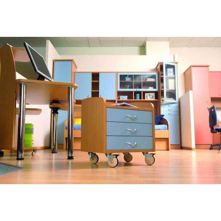 Detailmøbler og displayhjul