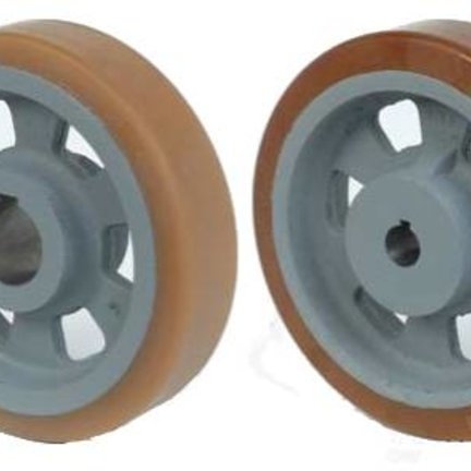 Vulkollan® Traction Wheels