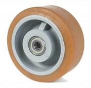 Vulkollan® Bayer opona litej stali, Ø 400x80mm, 2500KG