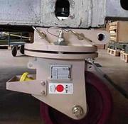 Ustaw obrotowych towcastors narożne do przenoszenia kontenerów ISO Dochodzi 10,000 KG