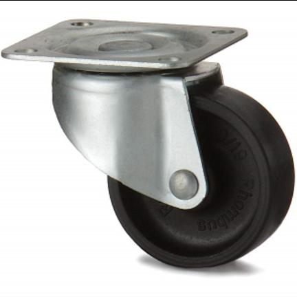 Ruedas y rodillos para muebles - Ruedas industriales ligeras y pesadas para muebles