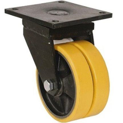 Move high loads with easy with our range of heavy-duty wheel systems