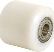 wheel, Ø 85mm, fully nylon (PA6) wheel, 800KG