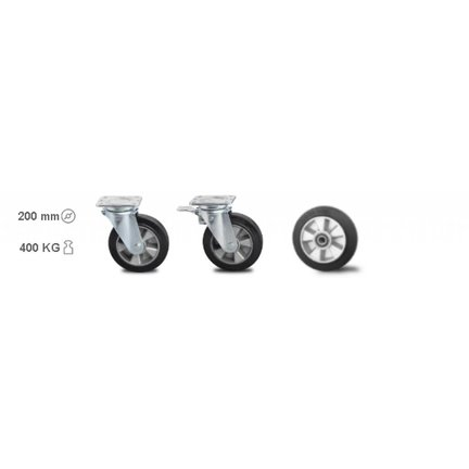 Heavy Duty Transportation Castor Wheel