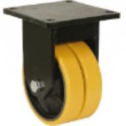 Polyurethane Tread Castor Wheels - Hold up to 7,000 kg