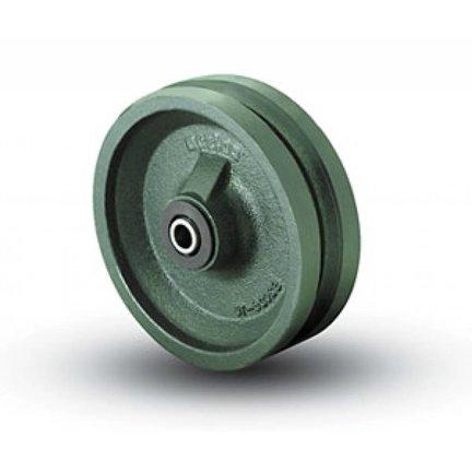 Flänsade hjul i alla former och storlekar