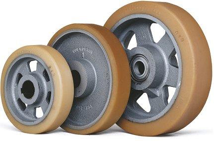 Obtenez les meilleures roues en polyuréthane