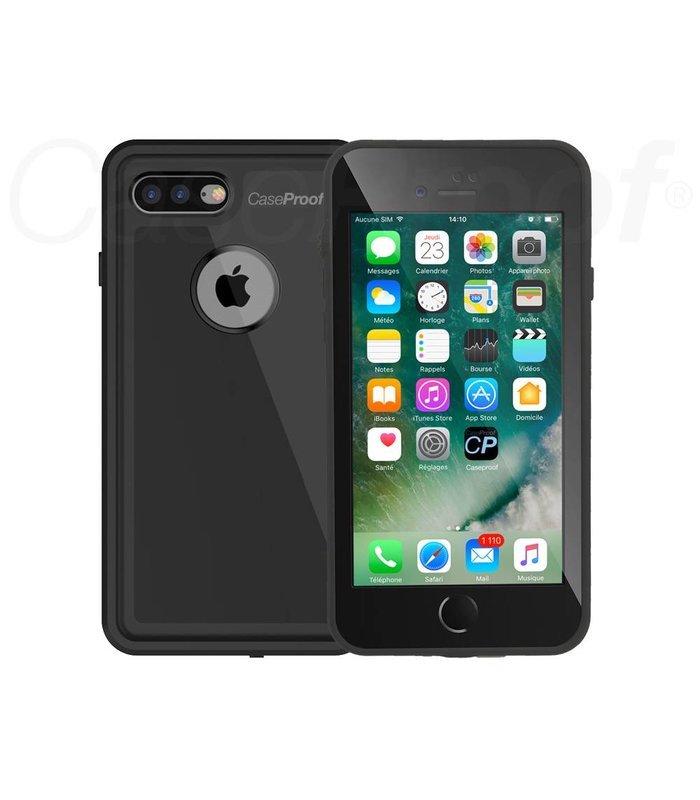 Caseproof Pro IPhone 7 plus zwart