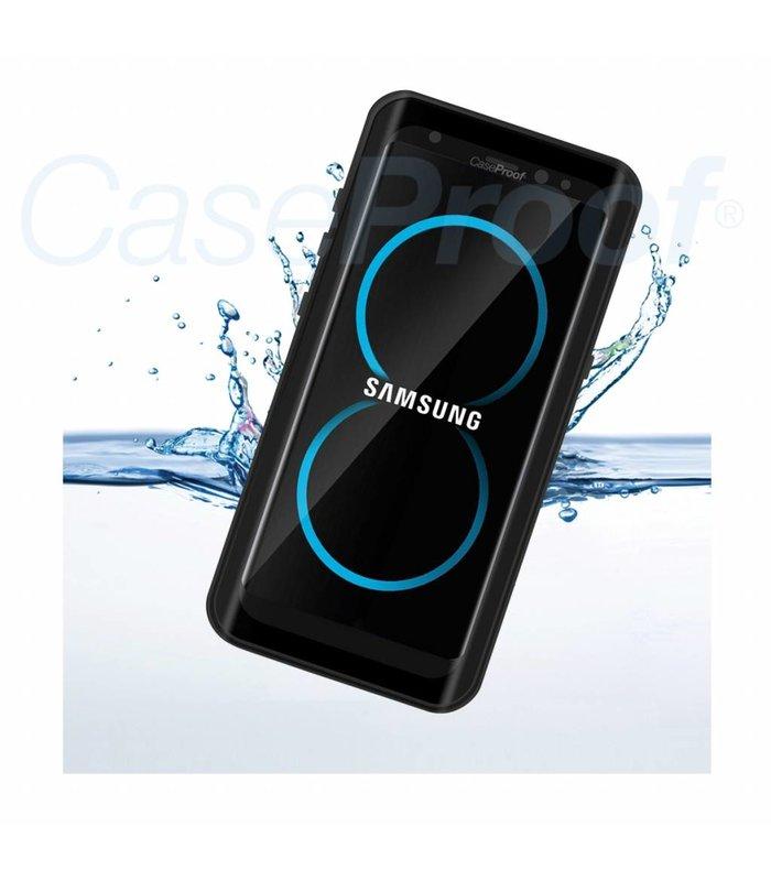Caseproof Samsung galaxy S8 zwart