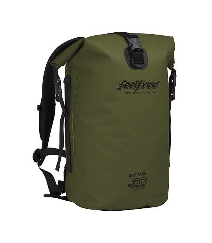 Feelfree Drytank 30 liter olijf