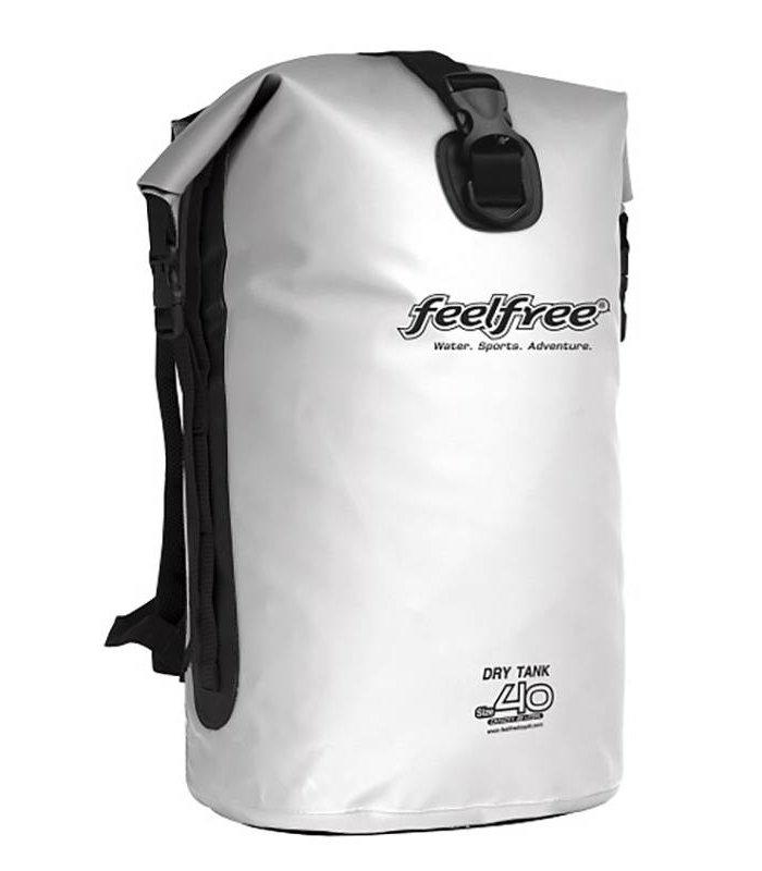 Feelfree Drytank 40 liter wit