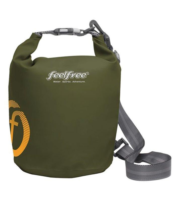 Feelfree Drytube 5 liter olijf
