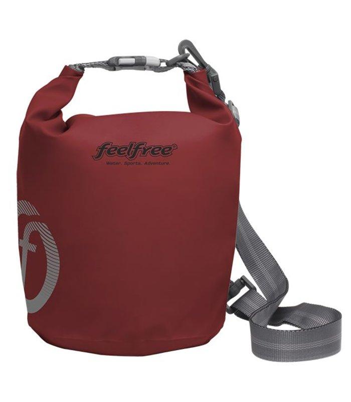 Feelfree Drytube 5 liter rood
