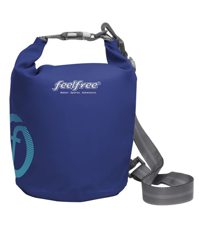 Feelfree Drytube 5 liter saffier