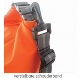 Feelfree Drytube 10 liter rood