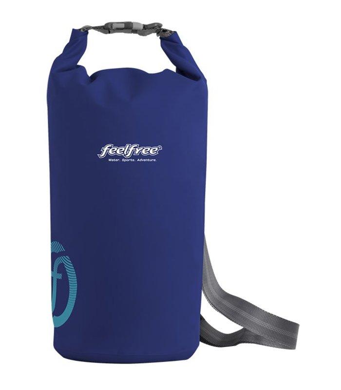Feelfree Drytube 10 liter saffier
