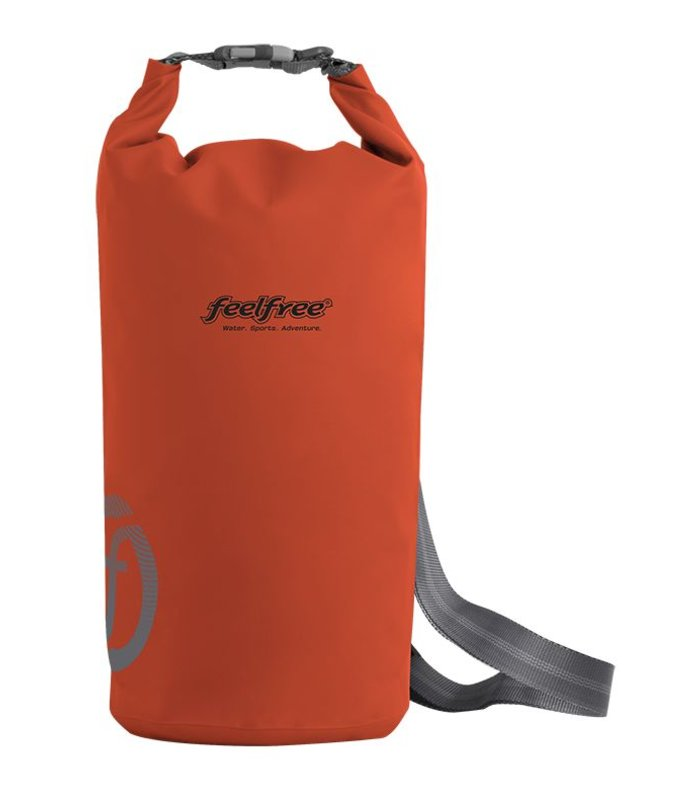 Feelfree Drytube 10 liter oranje